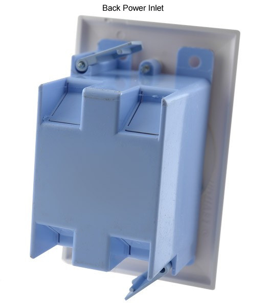 back power inlet for Vanco International Dual Rapid Link Power - icon