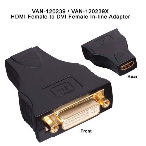 Vanco HDMI Special Adapters VAN-120239