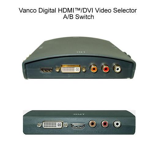 Vanco DVI Switch - icon