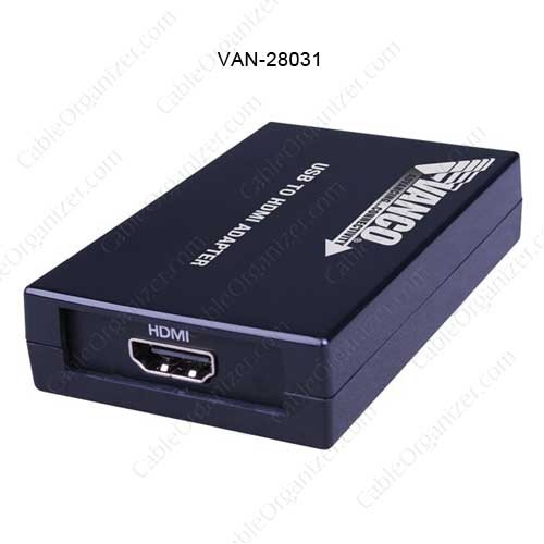 Vanco USB to HDMI Adapter, HDMI View  - icon