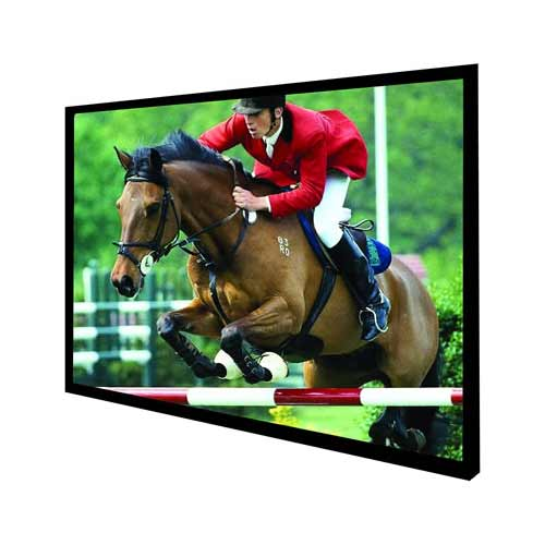 Vutec VU-EASY Tensioned Video Projection Screen with image - icon