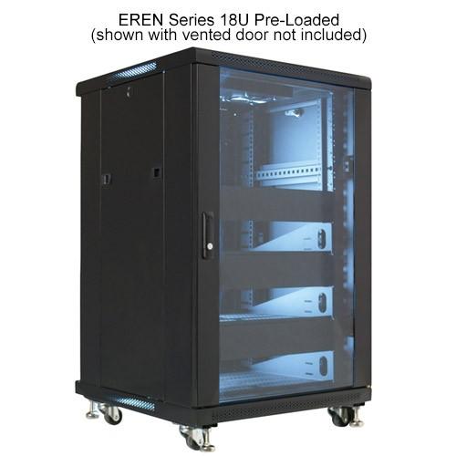 VMP Eren Series 18U Pre-Loaded with Vented Door