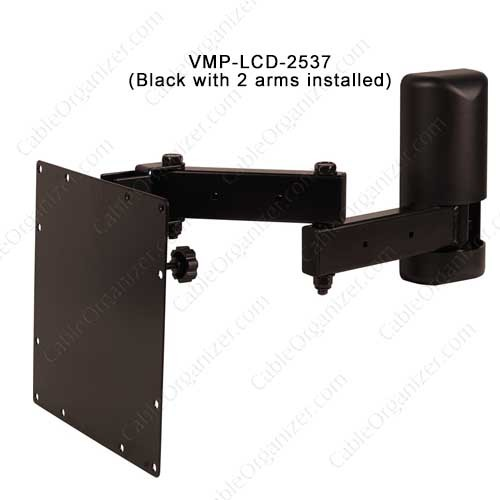 VMP Flat Panel Display Mount 2537 Black Coat - icon