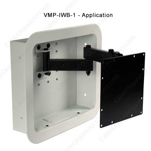 VMP LCD Mount In-Wall Box Adaptor Application - icon