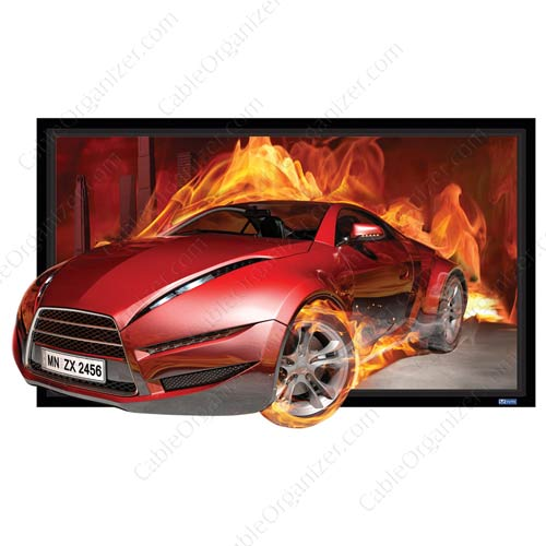 SilverStar 3D screen flat with car - icon