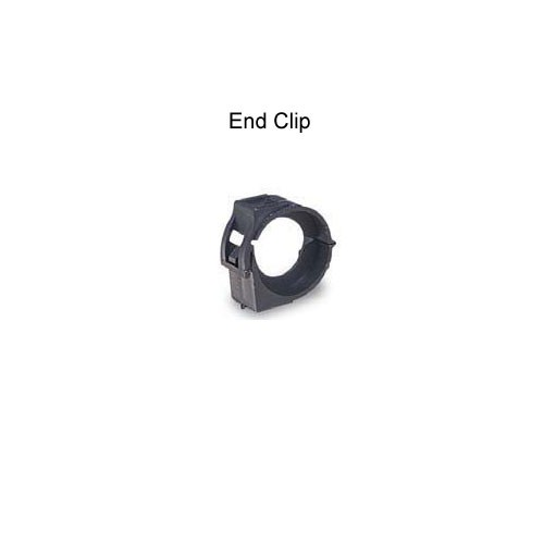 Wire loom end clip icon
