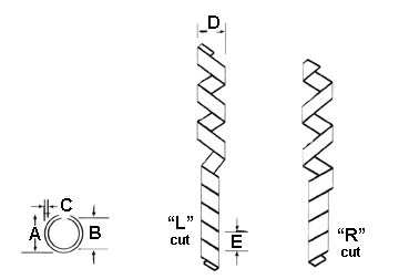 wireloom drawing dimensions