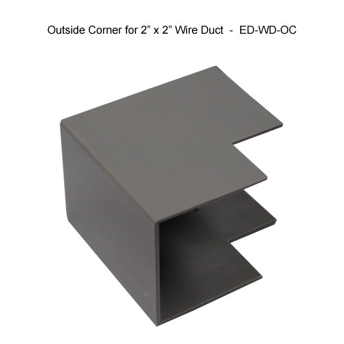 Outside corner for Wire Duct 2 inch x 2 inch icon