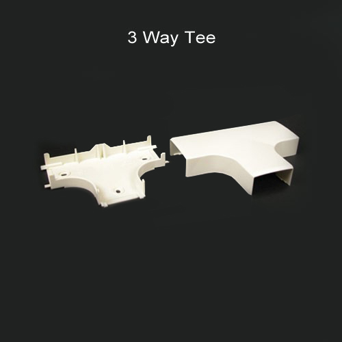 Wiremold 3 way tee