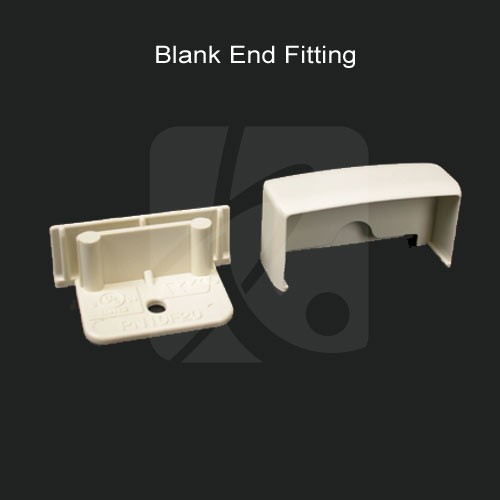 Wiremold Blank end fitting