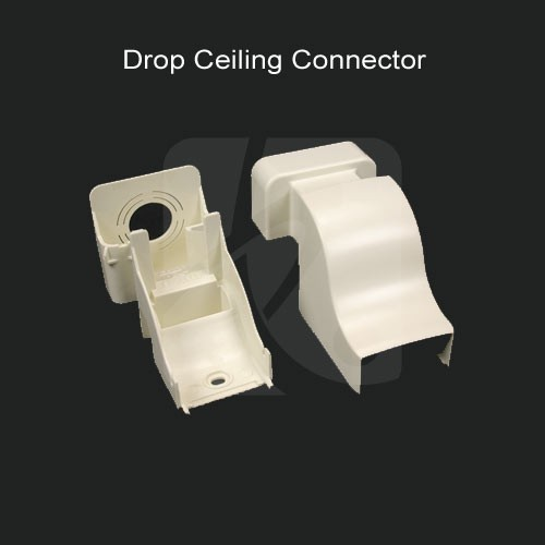 Wiremold Drop Ceiling Connector