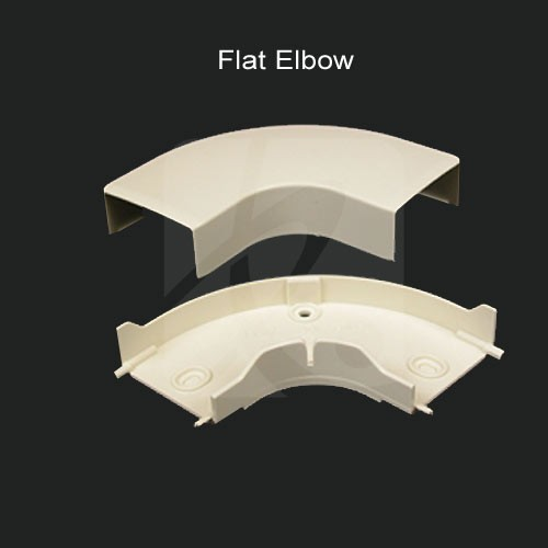 Wiremold Flat Elbow