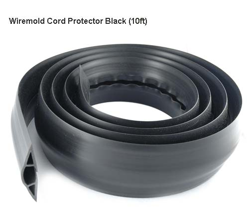 wiremold cable protector in transparent icon