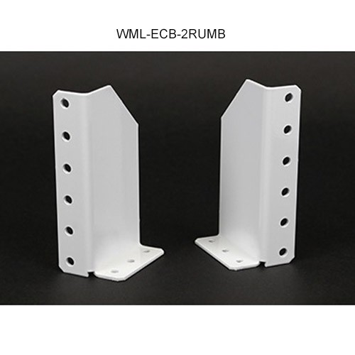 Wiremold Evolution Ceiling Box 2-Rack Unit Mounting Brackets