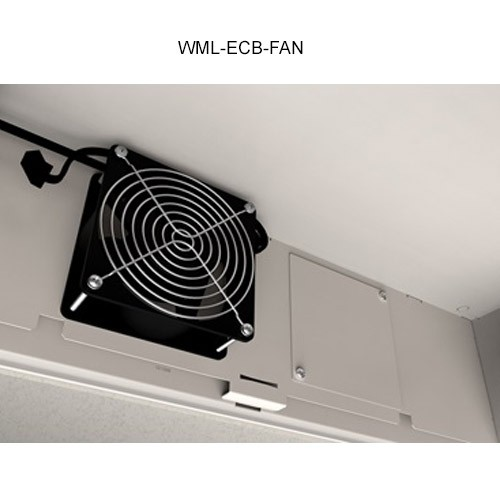 Wiremold Evolution Ceiling Box Thermostatically Controlled Fan