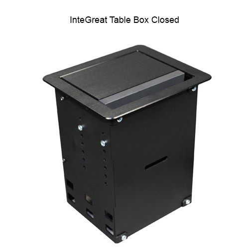 Wiremold InteGreat Table Box