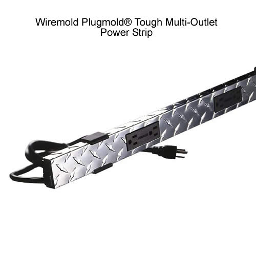 Wiremold Plugmold Tough multi-outlet power strip icon