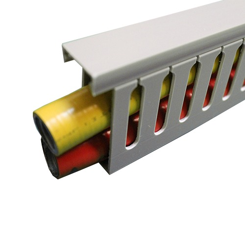 Open Slot Wire Ducts