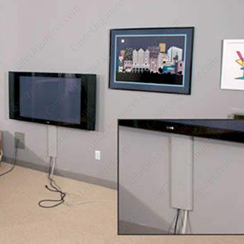 Wiring Solution Home Theater Cable Manager - Cableorganizer.comCableOrganizer.com