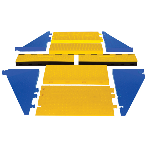 Back image of Yellow Jacket cord cover ramp icon