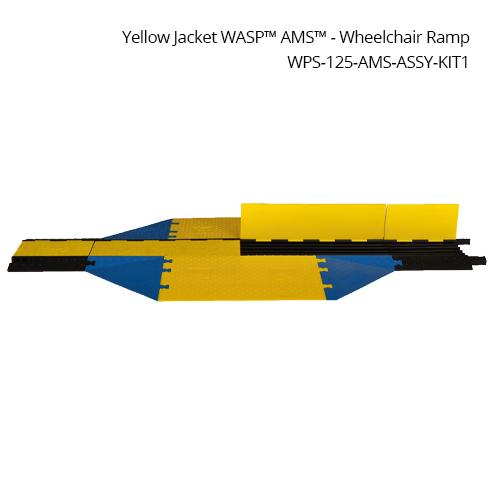 Yellow Jacket® WASP™ AMS™ - Wheelchair Ramp