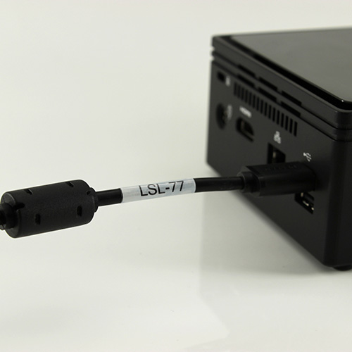 LSL-77 in use